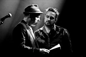 Jerry Fish & Gavin Glass - Turning Pirate Mix Tape - Vicar St 2013