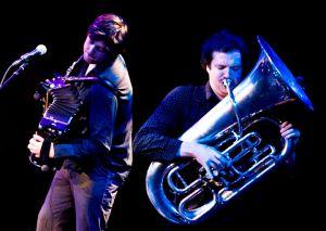 Eliza Carthy Band - Earagail Arts Festival 2007