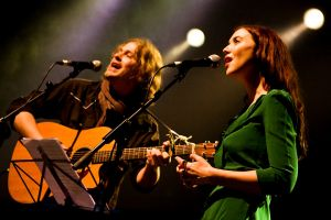Rhob Cunningham & Lisa Hannigan - Turning Pirate Mix Tape - Vicar St 2012