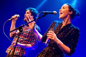 Lisa Hannigan - Turning Pirate Mix Tape - Vicar St 2014