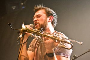 Booka Brass Band - Turning Pirate Mix Tape - Vicar St 2014