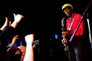 Chuck Berry - The Grill, Letterkenny 2008