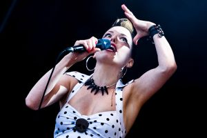 Imelda May - Westport Festival 2013