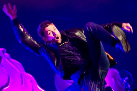 Damon Albarn, Blur - Electric Picnic 2015