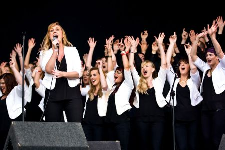 Dublin Gospel Choir - Electric Picnic 2015