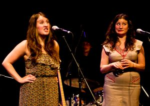 The Unthanks - Earagail Arts Festival 2010